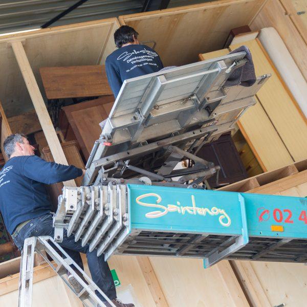 Selleslags déménagement garde meubles
